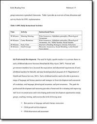 School-based Project: Summer SOAR