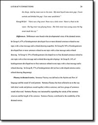 Manuscript Submission: The Literacy Connection by Felicia Robinson